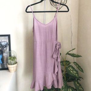 Dresses & Skirts - Ruffle Wrap Sun Dress